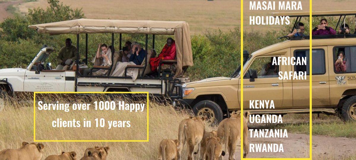 About Masai Mara Holidays Limited